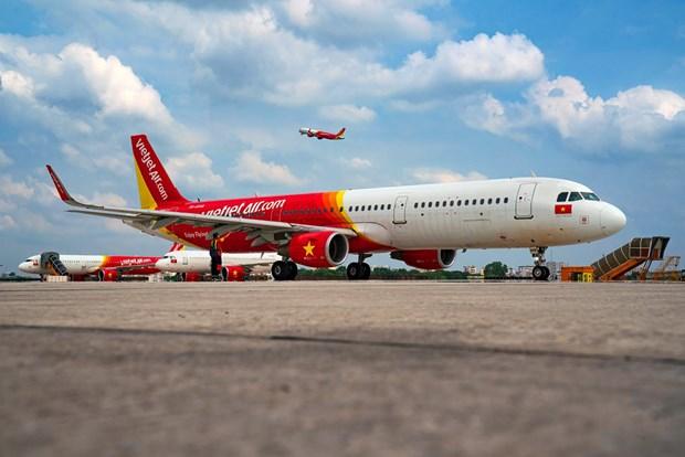 越捷航空通过优化运营成本和投资于新产品和项目实现盈利 hinh anh 1