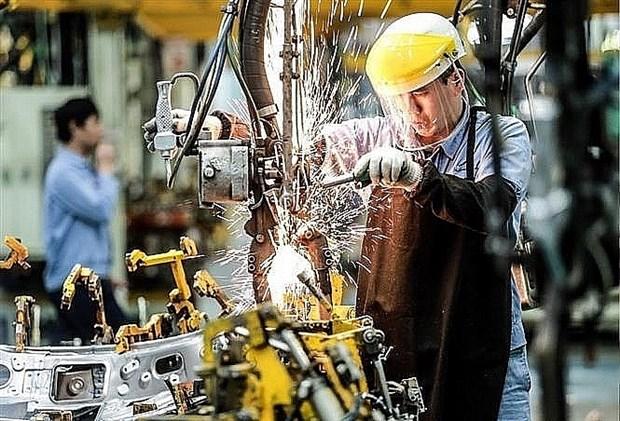 疫情期间越南引进的外国直接投资仍增长了 4.4% hinh anh 1