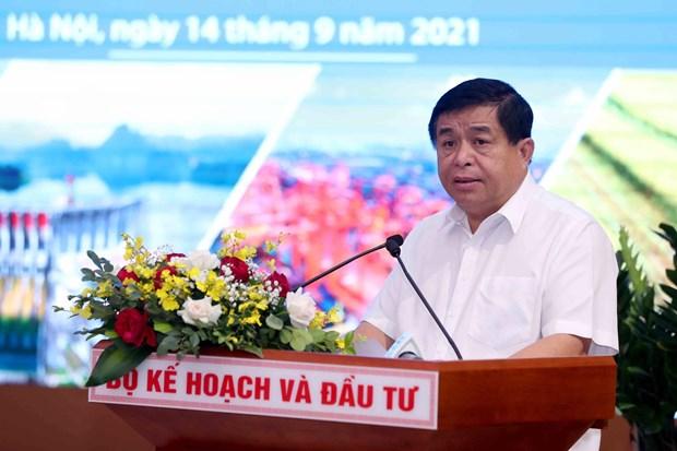 越南计划与投资部拟于今年10月向政府递交经济复苏计划 hinh anh 2