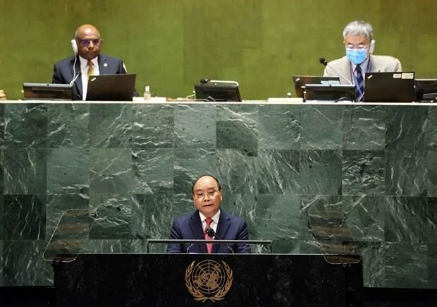 俄媒:越南是联合国有责任、有担当的成员 hinh anh 1