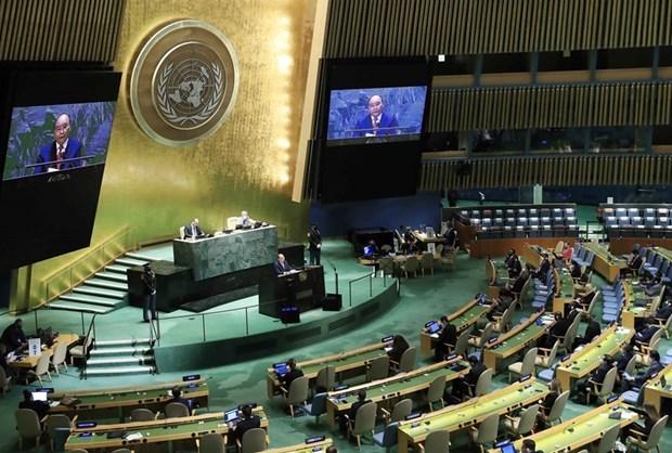 俄媒:越南是联合国有责任、有担当的成员 hinh anh 2
