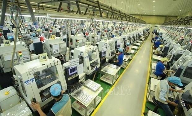 越南坚决不让疫情阻挡发展步伐 力争继续成为投资者的首选目的地 hinh anh 2
