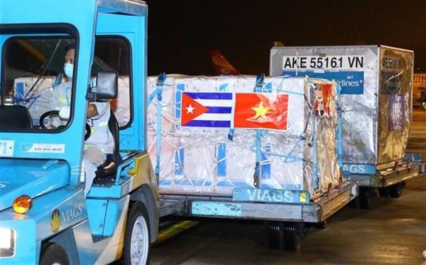 阮春福访问古巴和赴美出席联合国大会之旅:疫苗外交的巨大成功 hinh anh 2