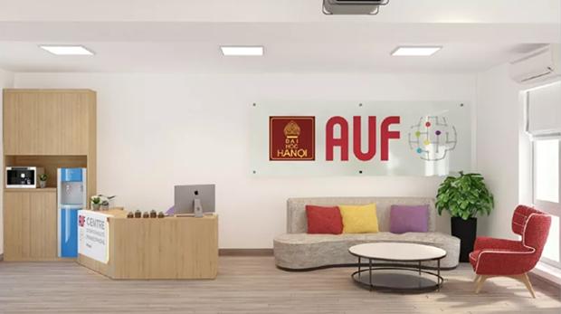 在越南开设首两个法语职业中心 hinh anh 1