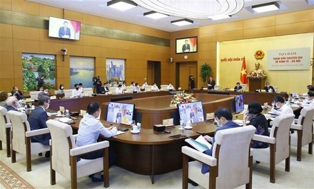 议会在实现可持续发展目标方面起着积极作用 hinh anh 1