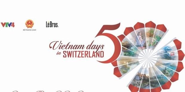 2021年瑞士越南日活动将于2021年10月举行 hinh anh 1