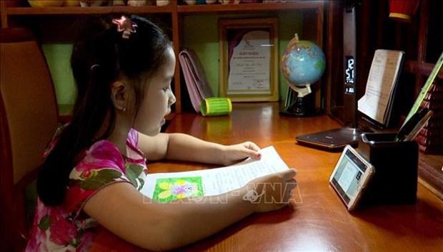 越南携手为受疫情影响儿童提供帮助 hinh anh 1