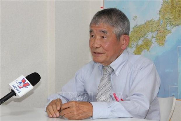 日本专家:日本更换领导人并不影响越日关系 hinh anh 1