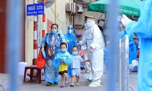 越南携手为受疫情影响儿童提供帮助 hinh anh 2