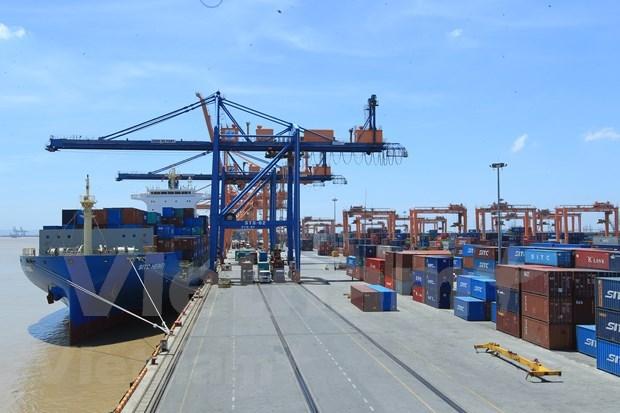 2021年前9个月越南货物出口总额超过2400亿美元 hinh anh 1