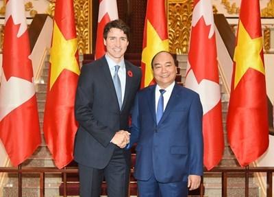 加拿大专家:加拿大特鲁多政府继续优先发展对越关系 hinh anh 1