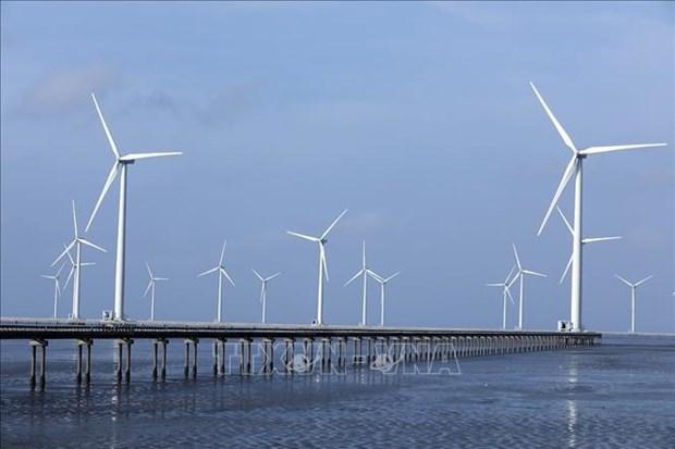 2020年越南太阳能和风能占比在亚太地区增长最快 hinh anh 1