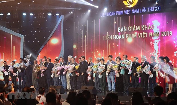 第22届越南电影节以线上形式举行 hinh anh 1
