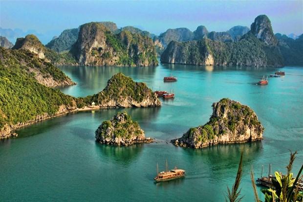 2021年瑞士越南日:越南不可错过的景点 hinh anh 4