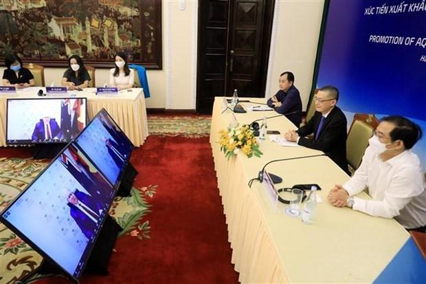 越南水产品对澳大利亚市场的出口潜力巨大 hinh anh 2