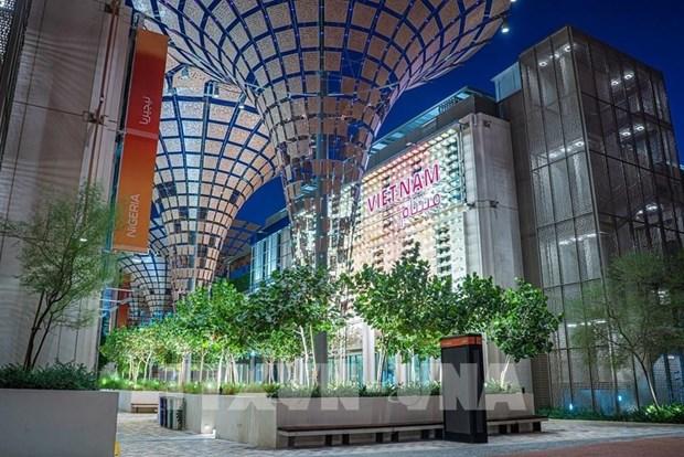 2020年迪拜世博会越南馆正式开馆 hinh anh 2