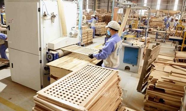 越南与美国签署打击木材非法采伐和贸易协定 hinh anh 2