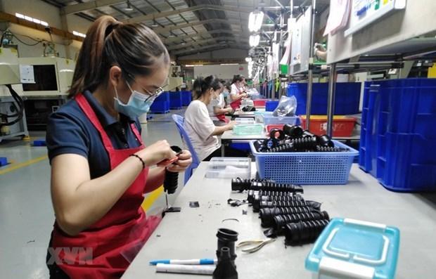 越南仍是外国投资商的安全、颇具吸引力和潜在的投资目的地 hinh anh 2