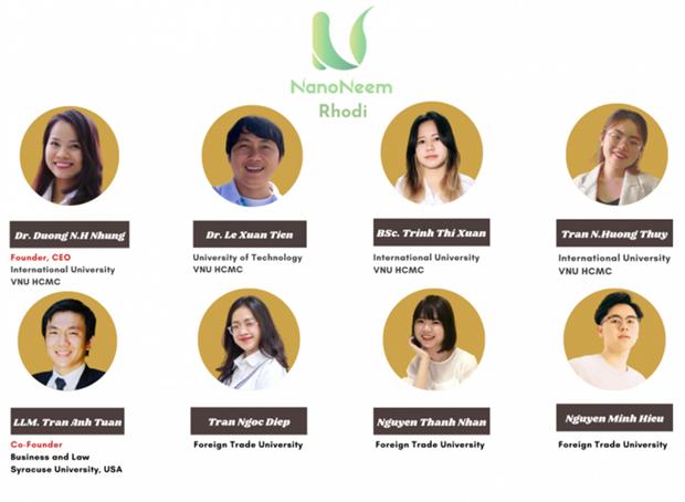 越南学生夺得加拿大主办的社会商业创新大赛一等奖 hinh anh 1