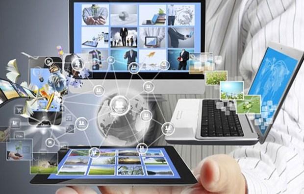 信息与通信技术产品分销企业从数字化趋势中获益 hinh anh 1