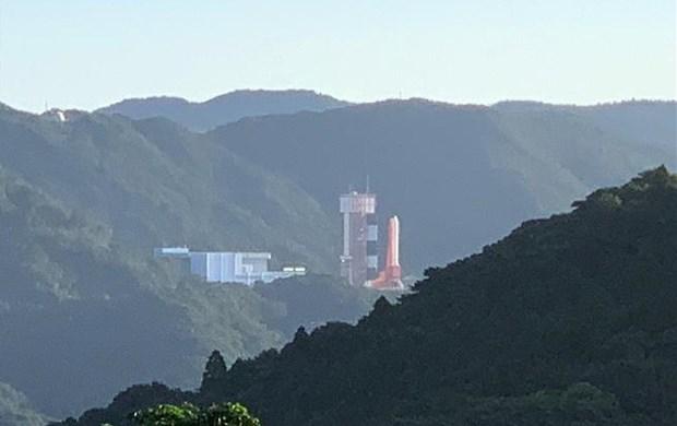 """越南研制的""""纳龙""""卫星将于10月7日发射升空 hinh anh 1"""