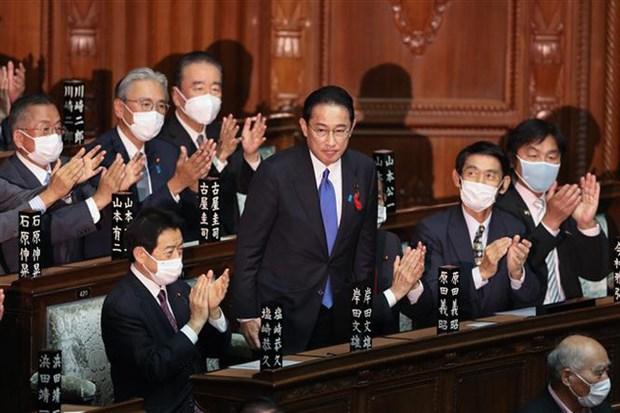 越南外交部发言人黎氏秋姮:越南愿与日本新政府保持密切合作 hinh anh 1