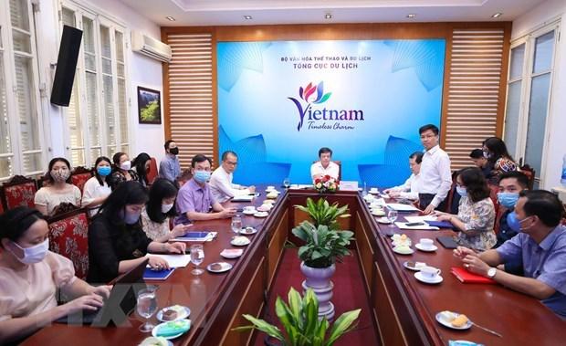 密切配合越南驻外外交使节 加大旅游推广工作以吸引国外游客 hinh anh 2