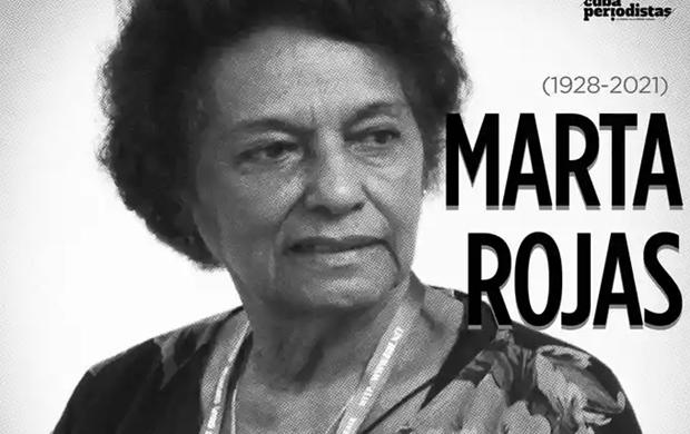 记者玛尔塔·罗哈斯——越古友好情谊的同伴与培育者 hinh anh 1
