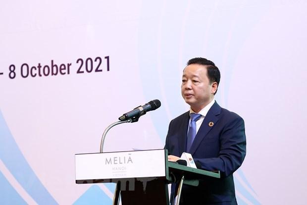 东盟矿业高官会:致力于一个繁荣、绿色与可持续发展的东盟共同体 hinh anh 2