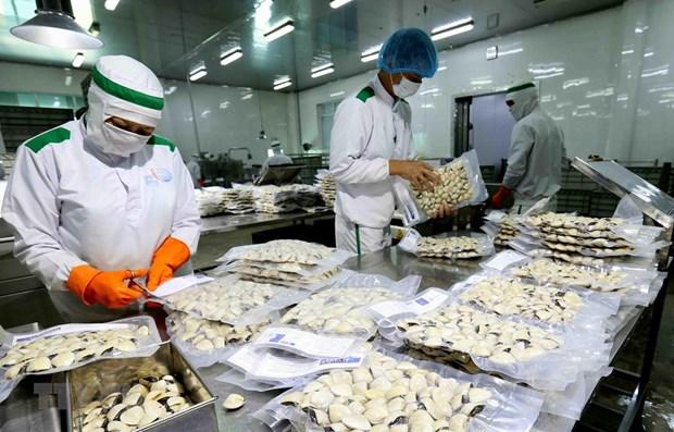 2021年9月越南农林水产品出口额达355亿美元 同比增长17.7% hinh anh 2