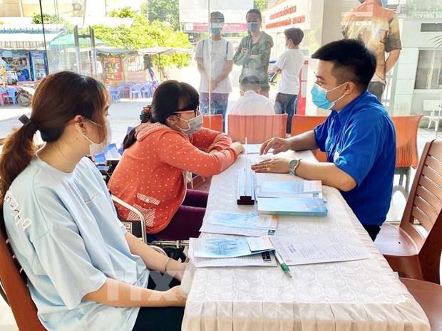 胡志明市将为受新冠肺炎疫情影响的劳动者带来一个温暖的春节 hinh anh 1