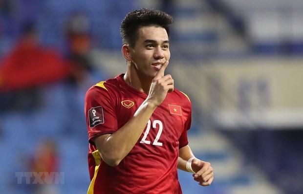 """越南球员进灵赢得亚足联""""未来之星""""奖 hinh anh 2"""