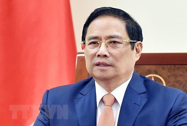 """越南政府总理将出席第四届""""俄罗斯能源周""""论坛 hinh anh 1"""