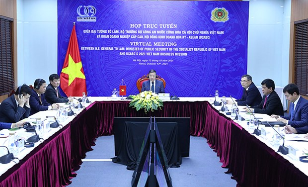 促进越南与美国经贸合作关系 hinh anh 1