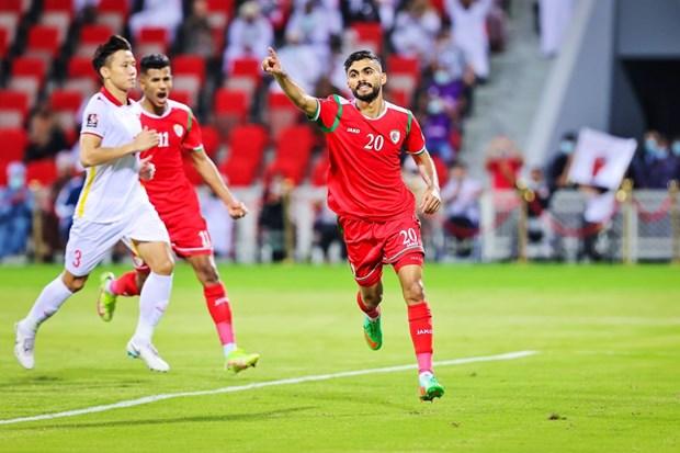 2022年卡塔尔世界杯亚洲区预选赛12强赛B组第四轮:阿曼队主场以3-1击败越南队 hinh anh 2