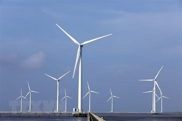 可再生能源继续吸引外资流入 hinh anh 2