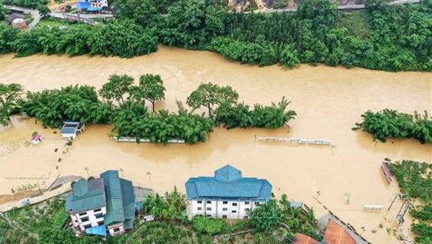 东盟携手合作 共同应对自然灾害的挑战 hinh anh 1