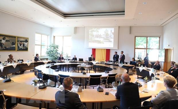 越南与德国促进护理领域合作 hinh anh 2