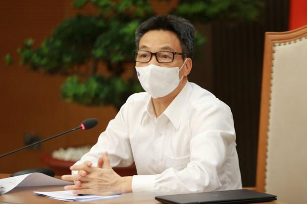 越南应努力增强新冠疫苗和各种医用生物制品自主供应能力 hinh anh 2