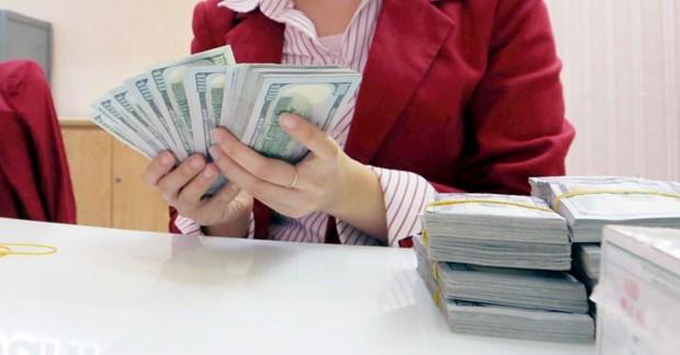 10月14日上午越盾对美元汇率中间价上调4越盾 hinh anh 1