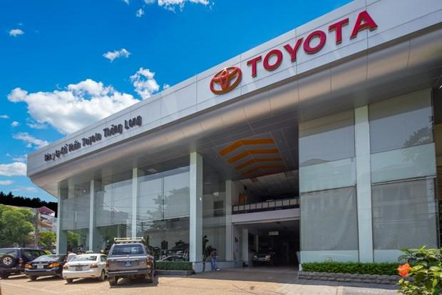 10月份越南汽车销量环比增长21% hinh anh 1