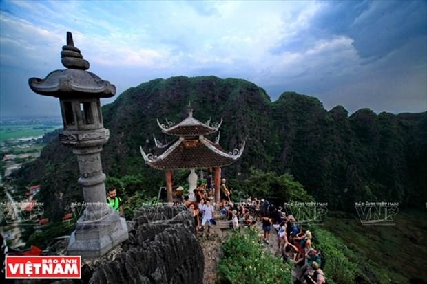 宁平省的舞山美景(组图) hinh anh 7