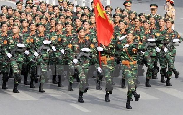 越南政府批准《国防法》培训及宣传提案 hinh anh 1