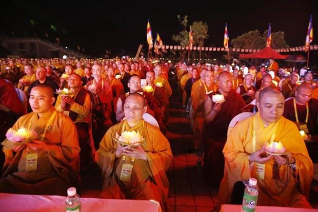 2019年联合国卫塞节:一个和平、亲善、愿与世界各国结交朋友的越南的明证 hinh anh 1