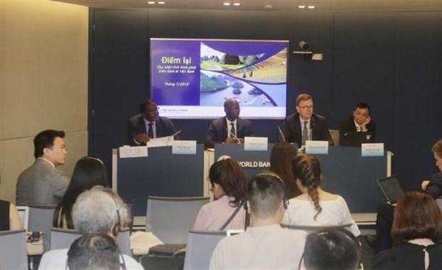 世界银行:越南经济增长前景乐观 hinh anh 1