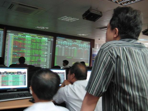 近三年来越南证券市场市值平均增长62.7% hinh anh 1