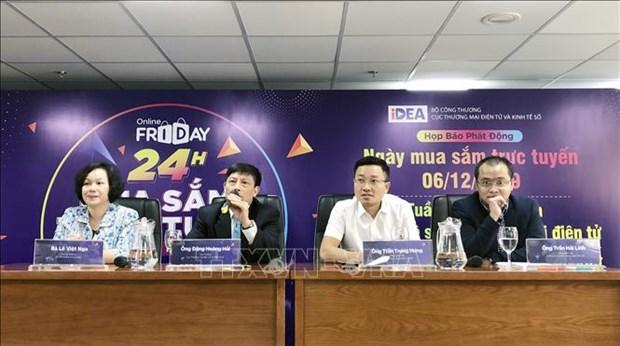 越南2019年周五在线活动启动和电商国家网购频道正式开通 hinh anh 1