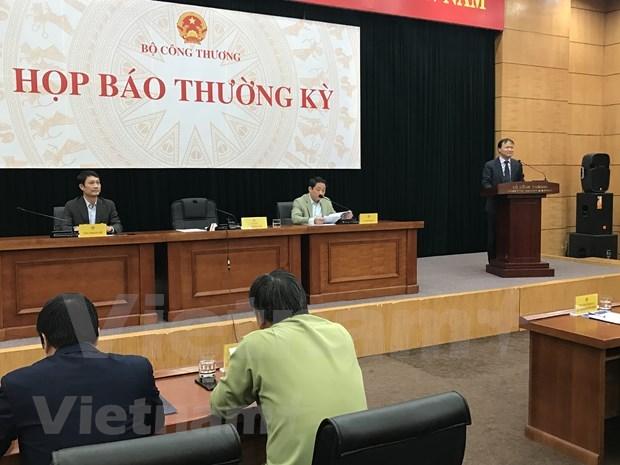 2019年越南进出口总额将超过5000亿美元 hinh anh 1