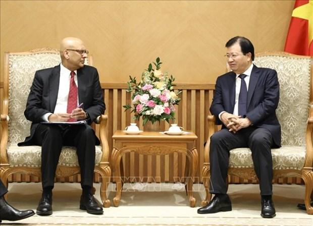 促进世界银行与越南在能源发展领域的合作 hinh anh 1