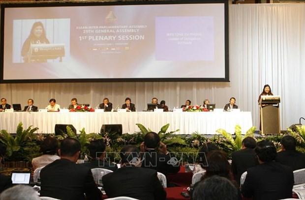 AIPA 41:越南在融入国际社会过程中继续发挥作用和巩固地位 hinh anh 1